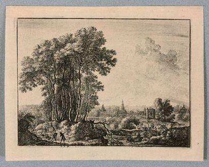 Gilles NEYTS (Gand 1623-Anvers 1687)  Le...