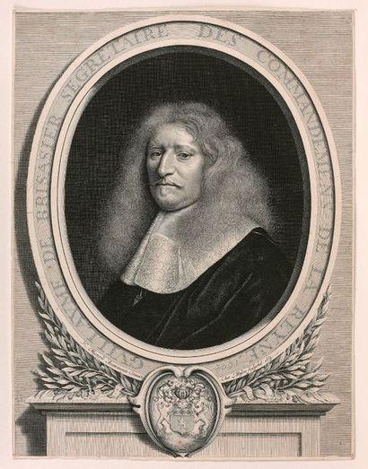 Antoine MASSON (1636-1700)  Guillaume de...
