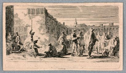 Jean-Baptiste Joseph PATER (1696-1736)  Réunion...