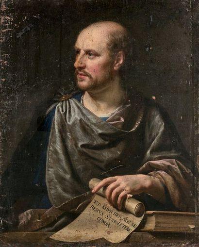 Jean-Baptiste de CHAMPAIGNE (1631-1681)  Portrait...