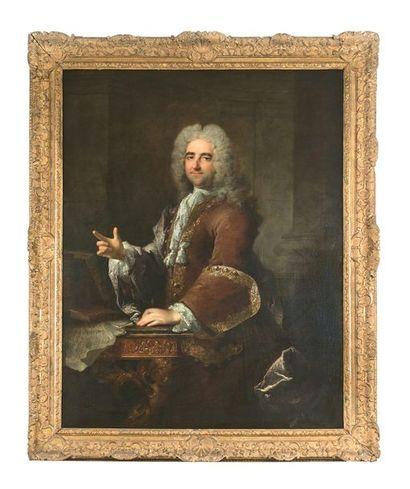 Robert LEVRAC-TOURNIÈRES (Caen, 1667/68-1752)...