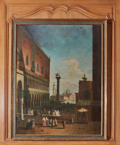 École vénitienne, vers 1700, entourage de...