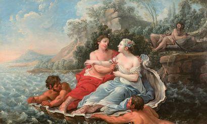Pierre JOLLAIN (Paris, 1720 - après 1768)...