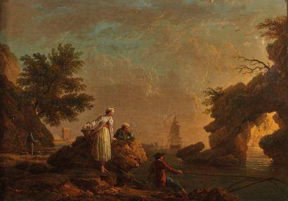 École française vers 1820, d'après Joseph...