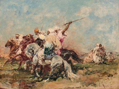 Henri Émilien ROUSSEAU (1875-1933)  Fantasia...