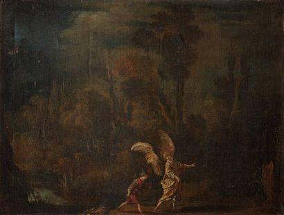 Claude VIGNON (Tours, 1593 - Paris, 1670)...