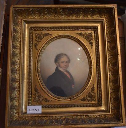 ECOLE ANGLAISE du XIXe siècle : Henry THOMSON...