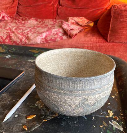 Jean MAYODON : COUPE sur talon en céramique...