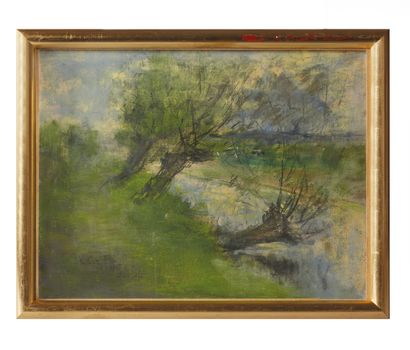 Siebe Johannes TEN CATE (1858-1908)  Sloterdyk...