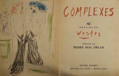 COLETTE : Gigi. Paris, s.n, 1950. In-4 en...