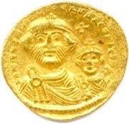 HÉRACLIUS et HÉRACLIUS CONSTANTIN 613-630....