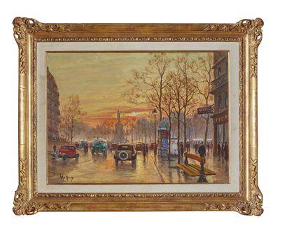 Henri-Jacques MALFROY (1895-1944) : Paris,...