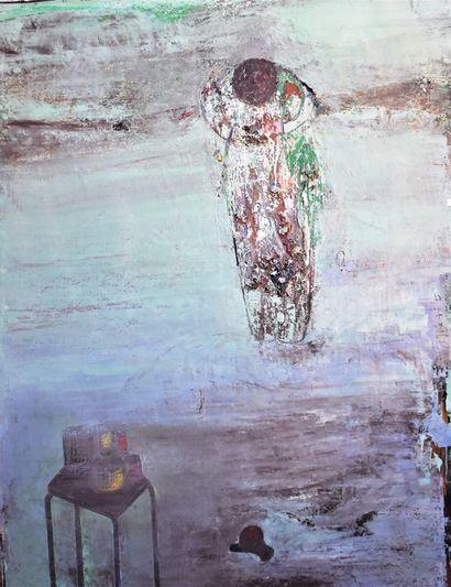 Att. à Peter BOND (1952) : Untitled a humble...