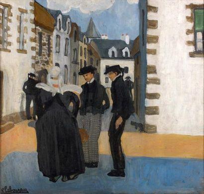 LABOUREUR (J.-E.) (1877-1943)