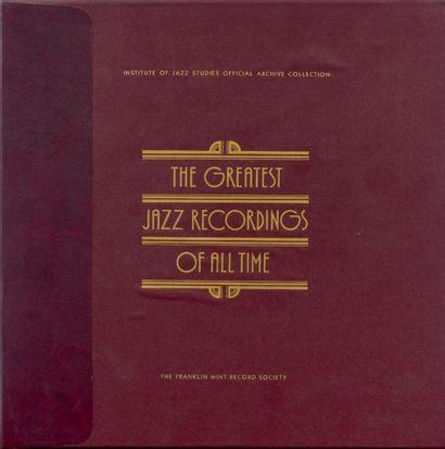 L'histoire du Jazz en haute qualité de reproduction...