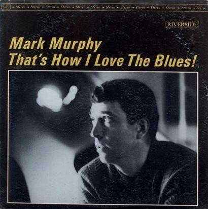 Jazz Vocal Chanteur MARK MURPHY: éditions...