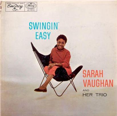 Jazz Vocal Chanteuse SARAH VAUGHAN: éditions...