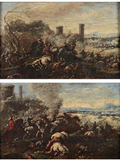 Attribué à Ercole GRAZIANI (1688-1765)