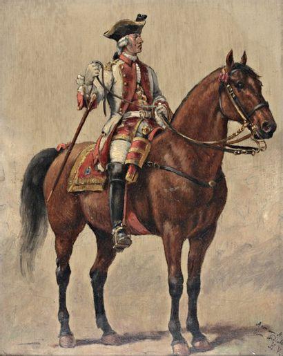 Attribué à Horace VERNET (1789-1863)