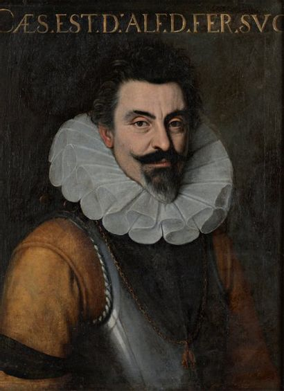 École française, vers 1610