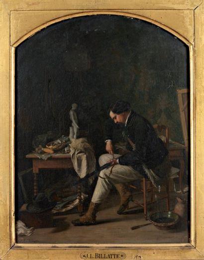 Léon Joseph BILLOTTE (1815-1886)
