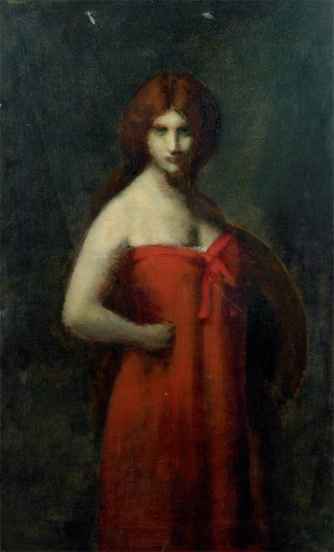 Jean Jacques HENNER (1829-1905)