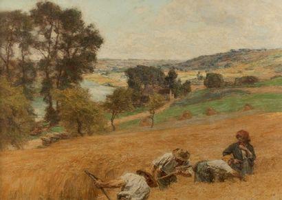 Léon LHERMITTE (1844-1925)