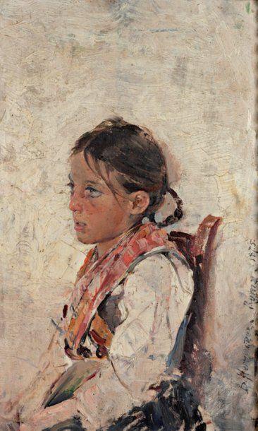Daniel HERNANDEZ-MORILLO (1856-1952)