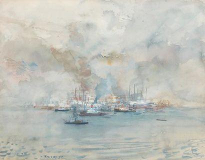 Michel CIRY (né en 1919)