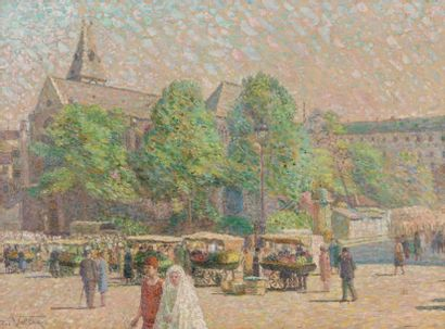 Ludovic VALLEE (1864-1939)