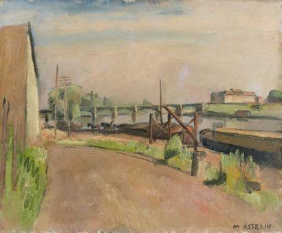 Maurice ASSELIN (1882-1947)