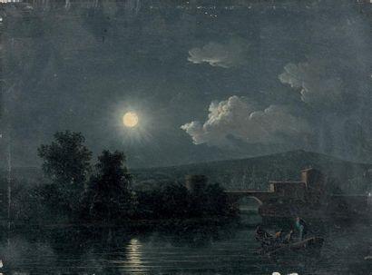 ÉCOLE FRANÇAISE VERS 1800, Suiveur de Claude Joseph Vernet