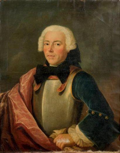 Ecole FRANÇAISE milieu du XVIIIe siècle