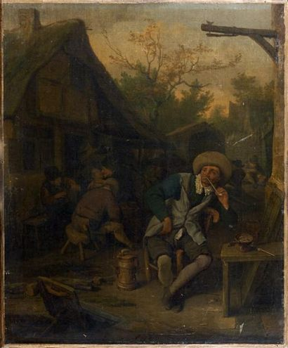 Cornelis Dusart (1660-1704)