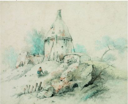 Jean Baptiste PILLEMENT (1728-1808)