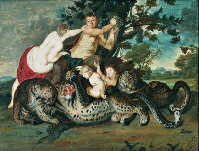 Suiveur de Pierre-Paul RUBENS (1597-1640)