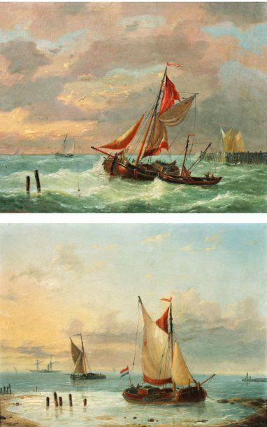 Louis VERBOECKHOVEN (1802-1889)