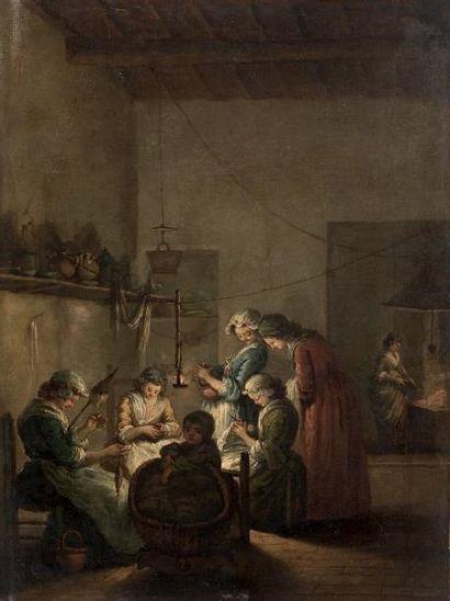 Etienne JEAURAT (1699-1789)