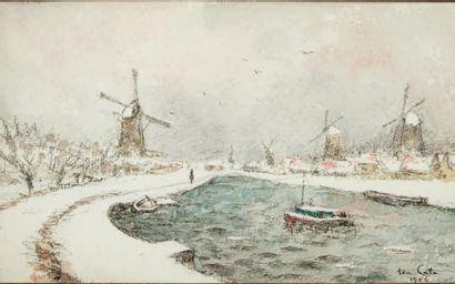 Sibe Johannes TEN-CATE (1858-1908)