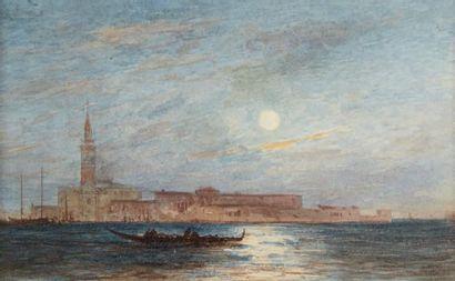Attribué à Félix ZIEM (1821-1911)