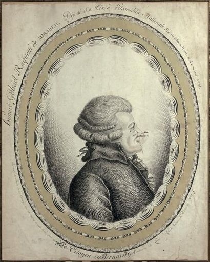 Jean Joseph BERNARD (1740-1809)