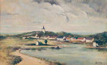 Paul élie gernez (1888-1948)