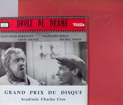 BANDES ORIGINALES DE FILM & CINEMA: trois...