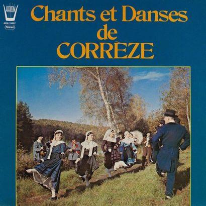 REGIONS DE FRANCE: huit disques 30 cm et...