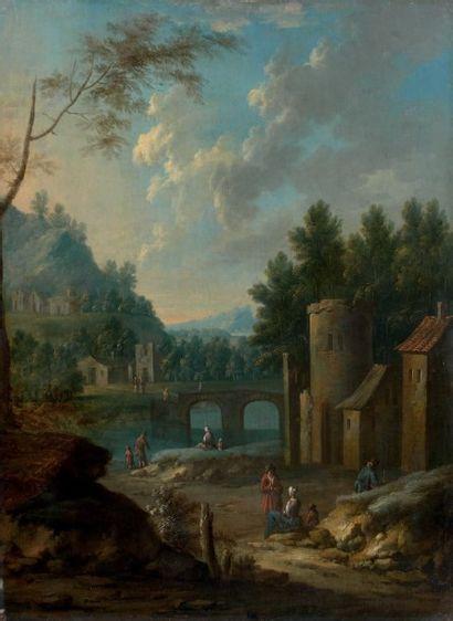 Marc BAETS (école Flamande vers 1700)