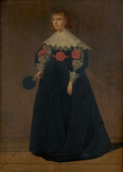 Attribué à Wybrand Van GEEST (1592-1659)