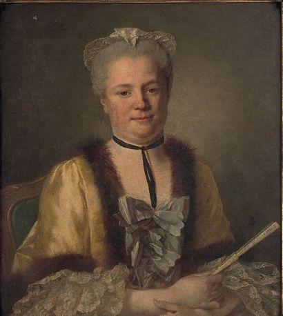 Attribué à Pierre ALLAIS (1700-1781)