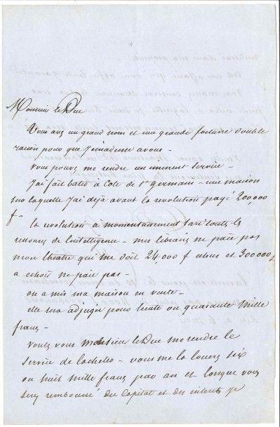 Alexandre DUMAS père (1802-1870)