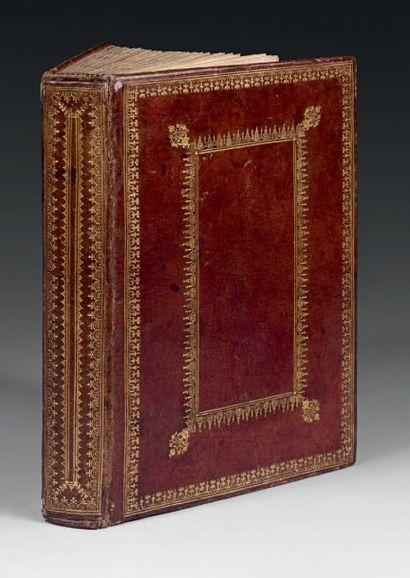 [HEURES selon l'usage de Rouen]. Manuscrit...