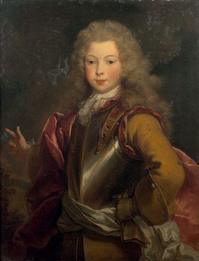 École française du XVIIIe siècle, suiveur de LARGILLIÈRE